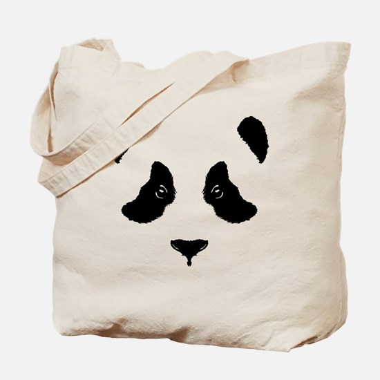 6x6-for-wt_panda Tote Bag