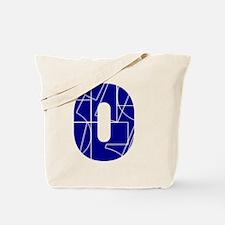 pk-front-cnumber Tote Bag