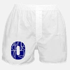 pk-front-cnumber Boxer Shorts