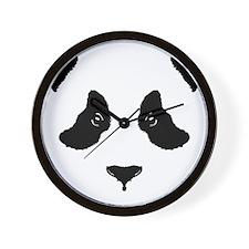 wt_panda Wall Clock