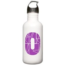 pp-front-cnumber Water Bottle