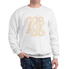 rb_nvy_cnumber Sweatshirt