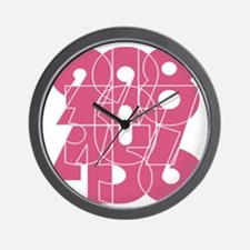 lmn_cnumber Wall Clock