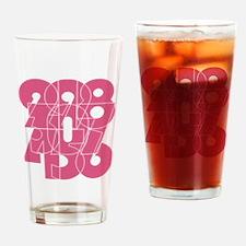 lmn_cnumber Drinking Glass