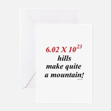 Mole hill Greeting Cards (Pk of 10)