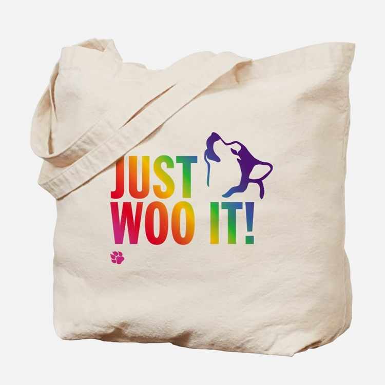 JUST WOO IT! Tote Bag