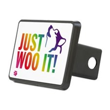 JUST WOO IT! Hitch Cover
