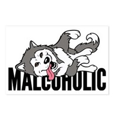 Malcoholic Postcards (Package of 8)