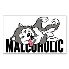 Malcoholic Decal