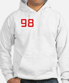 98 and looking for fun Hoodie