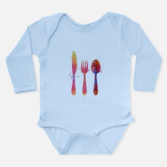Cutlery Body Suit