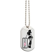 Sissy 1L Drink Bottle Dog Tags