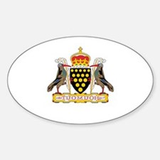CORNWALL Rectangle Decal