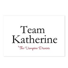 Team Katherine Postcards (Package of 8)