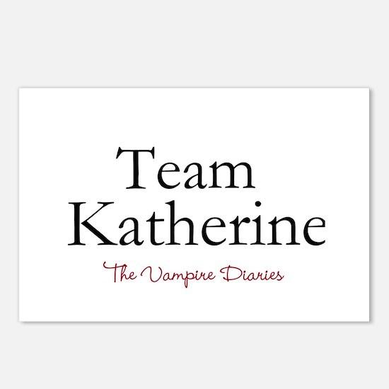 Team Katherine Postcards (Package of 8)