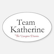 Team Katherine Decal