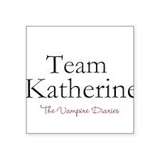 Team Katherine Sticker