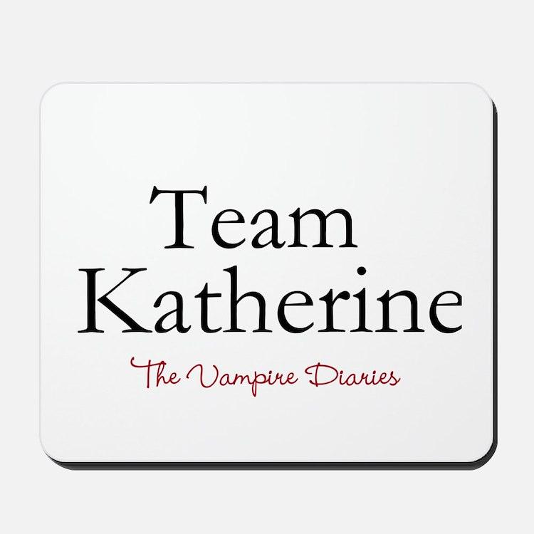 Team Katherine Mousepad