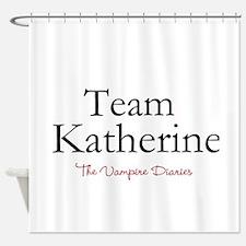 Team Katherine Shower Curtain