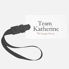 Team Katherine Luggage Tag