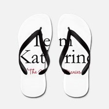 Team Katherine Flip Flops