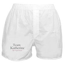 Team Katherine Boxer Shorts