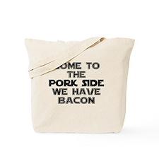 Pork Side Bacon Tote Bag