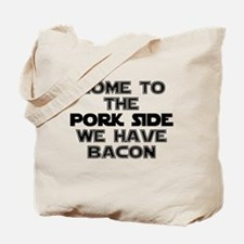 Pork Side Bacon Tote Bag