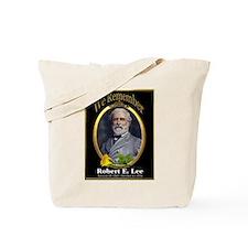 Robert E. Lee Remembered Tote Bag