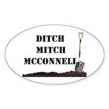 Ditch Mitch Decal