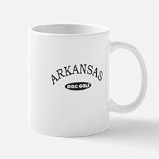 Arkansas Disc Golf Mug