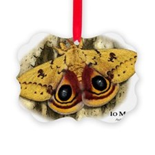 Io Moth Ornament