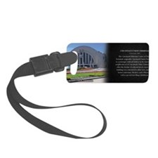 Union Terminal Historical Mug Luggage Tag