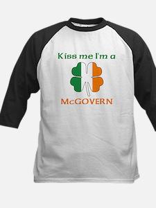 McGovern Family Kids Baseball Jersey