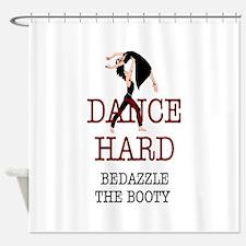 TOP Dance Hard Shower Curtain