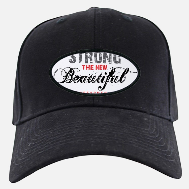 STRONG THE NEW BEAUTIFUL - WHITE Baseball Hat