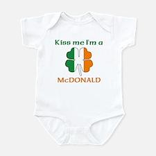 McDonald Family  Infant Bodysuit