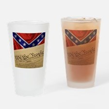 The Cause of the Cause Drinking Glass