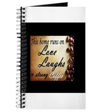 love laughs strongcoffee Journal