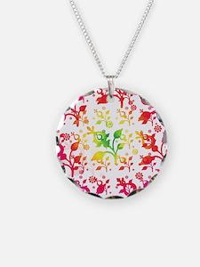Floral mix Necklace