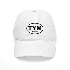 Tympani Oval Shirts and Gifts Baseball Cap