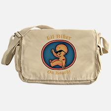 biker-womb-DKT Messenger Bag