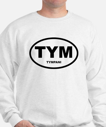 Tympani Oval Shirts and Gifts Jumper