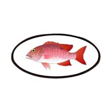Red Snapper Patches