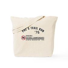 Movie Humor tees Prefontaine Tote Bag