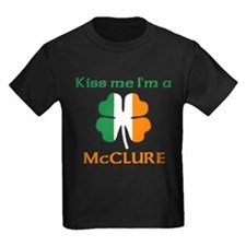 McClure Family T