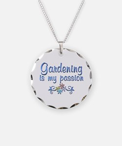 Gardening Passion Necklace