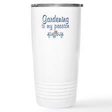 Gardening Passion Travel Coffee Mug