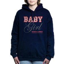 BABY GIRL Hooded Sweatshirt