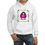 Mom Penguin Hooded Sweatshirt
